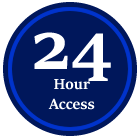 24 hour access to self storage units in limavady, coleraine, derry area.